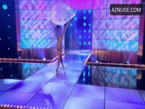 ANTHONY TAYLOR in RUPAUL'S DRAG RACE (2009 - )