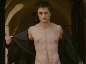 Robert Pattinson Nude Picture