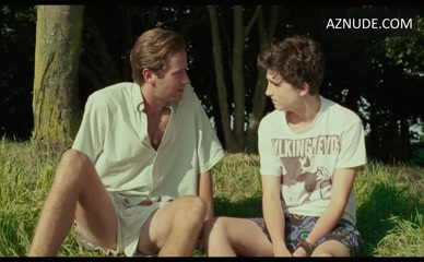 ARMIE HAMMER NUDE/SEXY SCENE IN CALL ME BY YOUR NAME