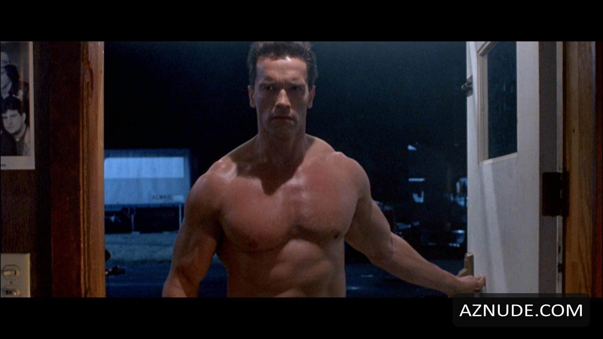 Are Arnold schwarzenegger naked body commit