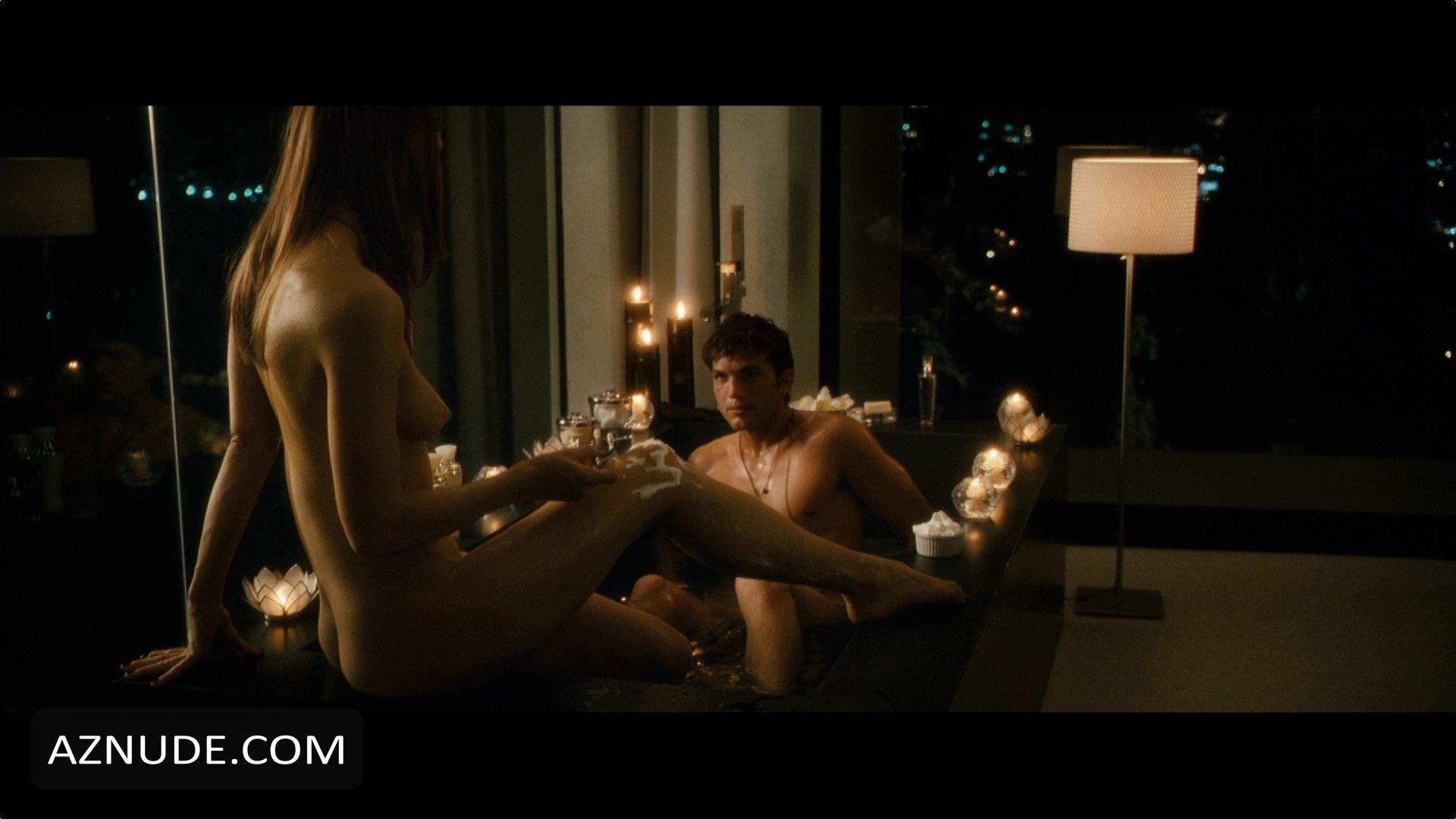 Mine the Ashton kutcher sex scene