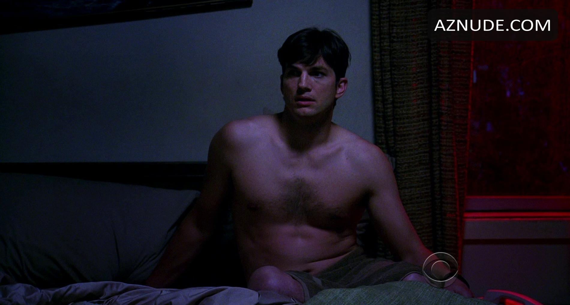 two and half men nude
