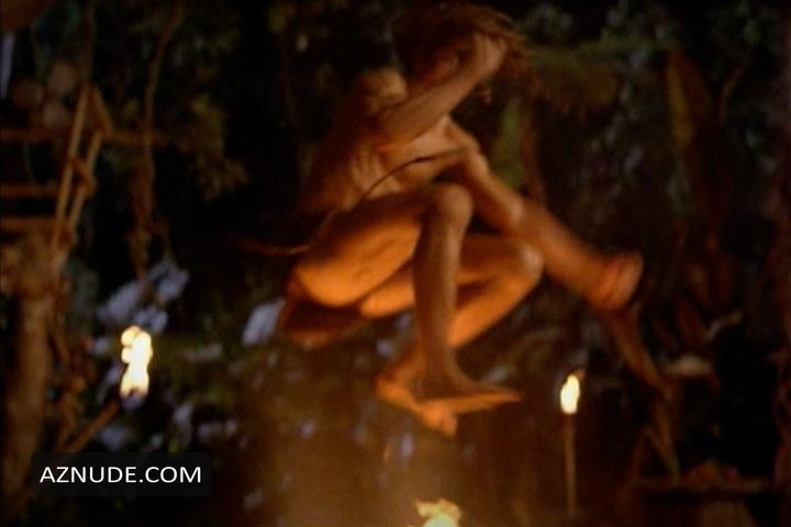 george of the jungle naked scene