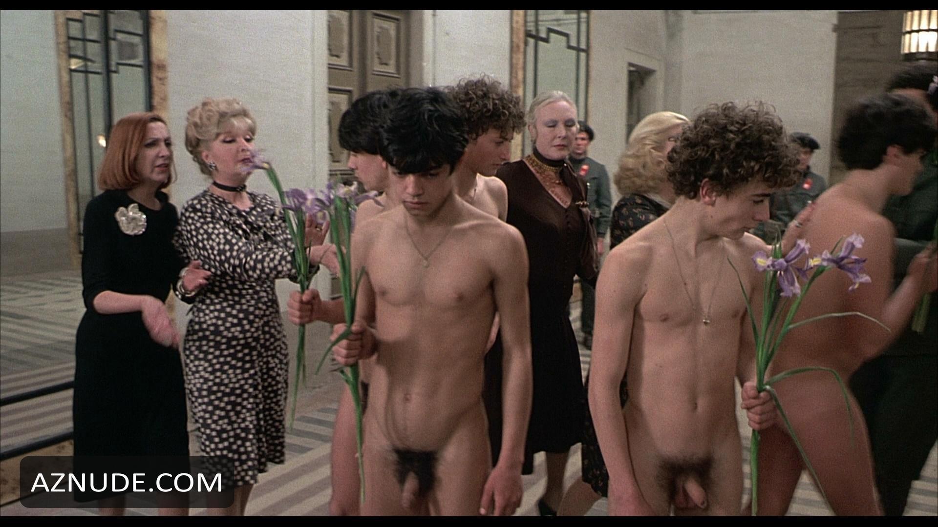 nude scenes salo