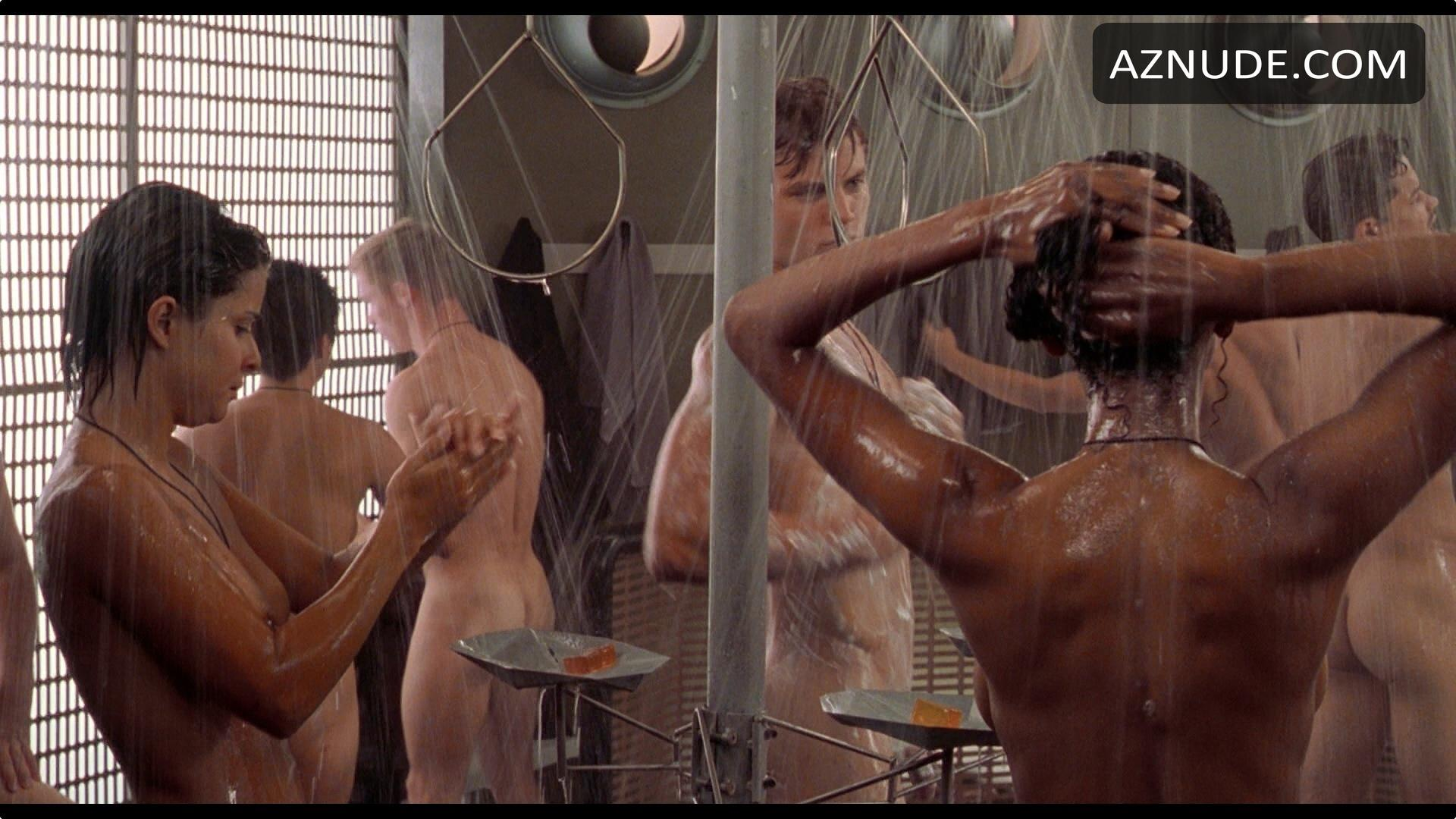 from Justus naked girl in starship trooper
