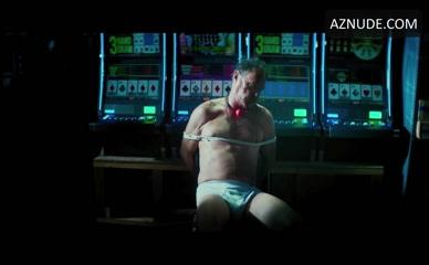 CHRIS MULKEY NUDE/SEXY SCENE IN DEAD ON ARRIVAL