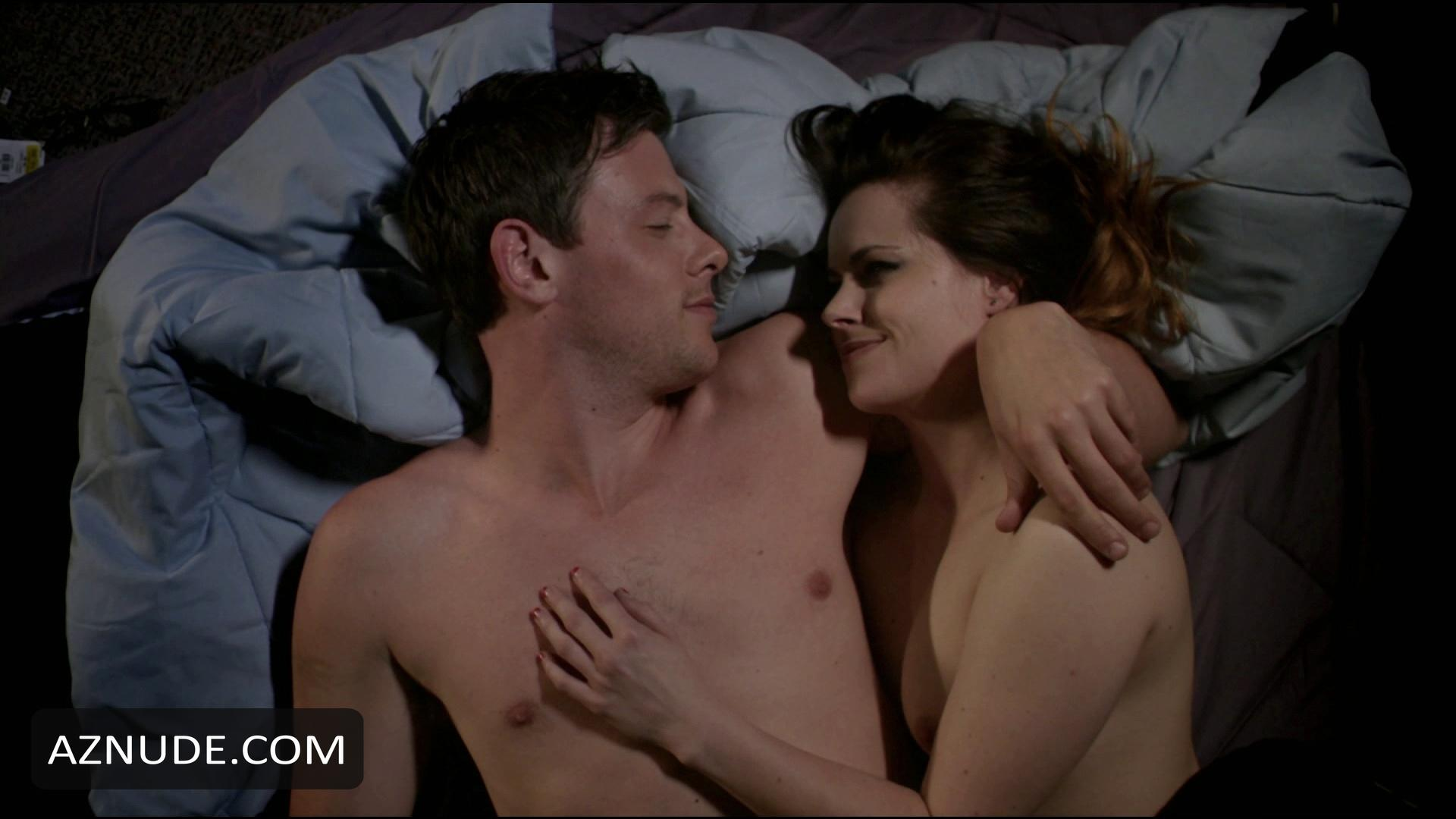 Cory monteith sex tape