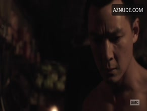 DANIEL WU in INTO THE BADLANDS(2015)