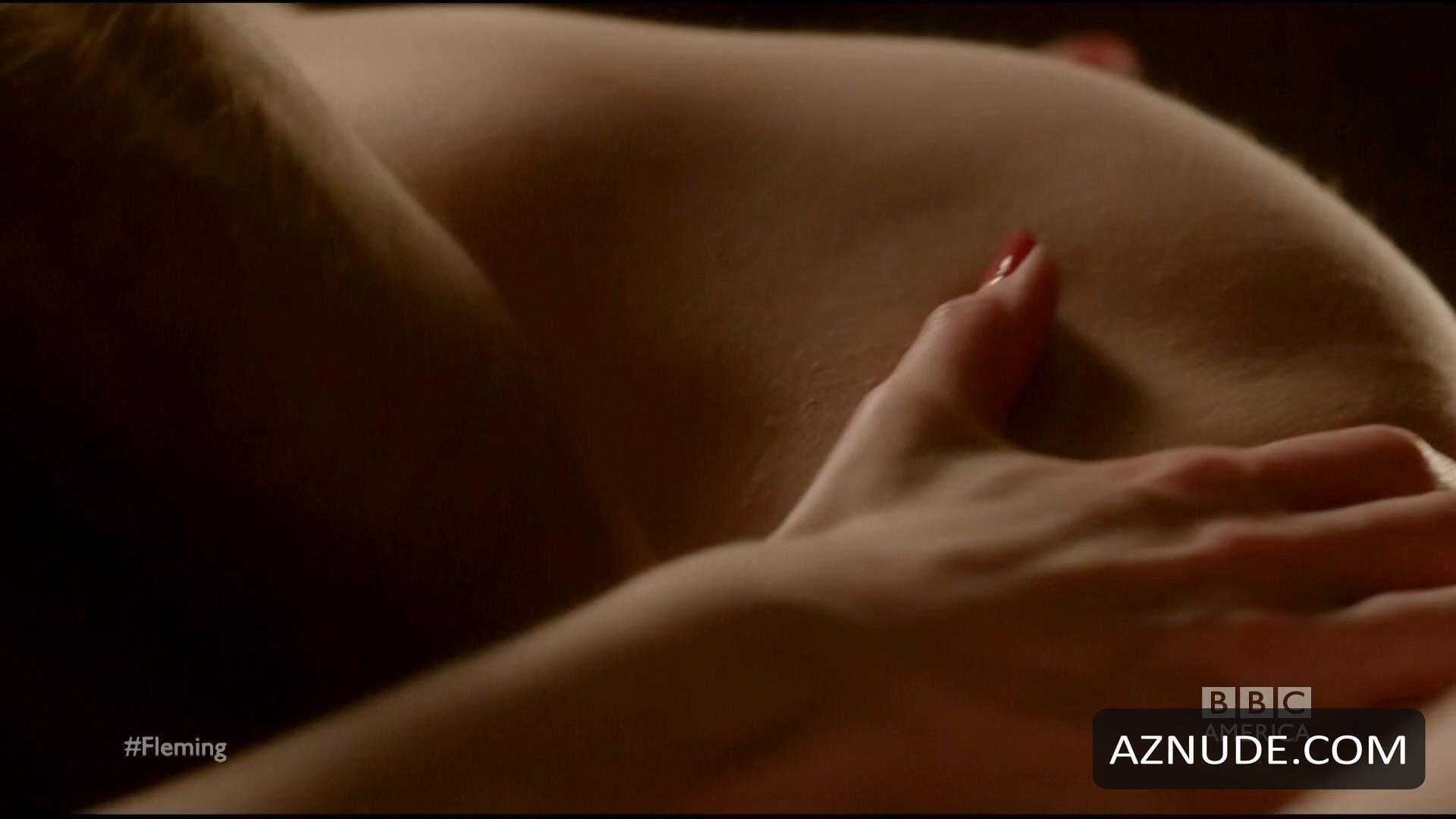 Dominic Cooper Nude