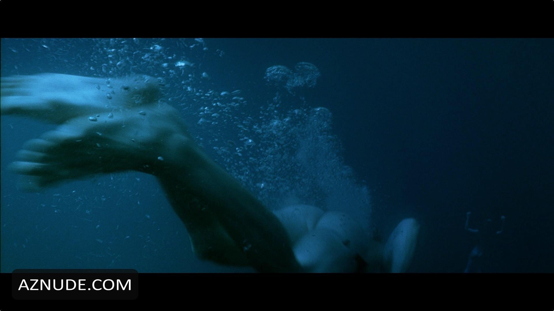 open waters naked girl scene