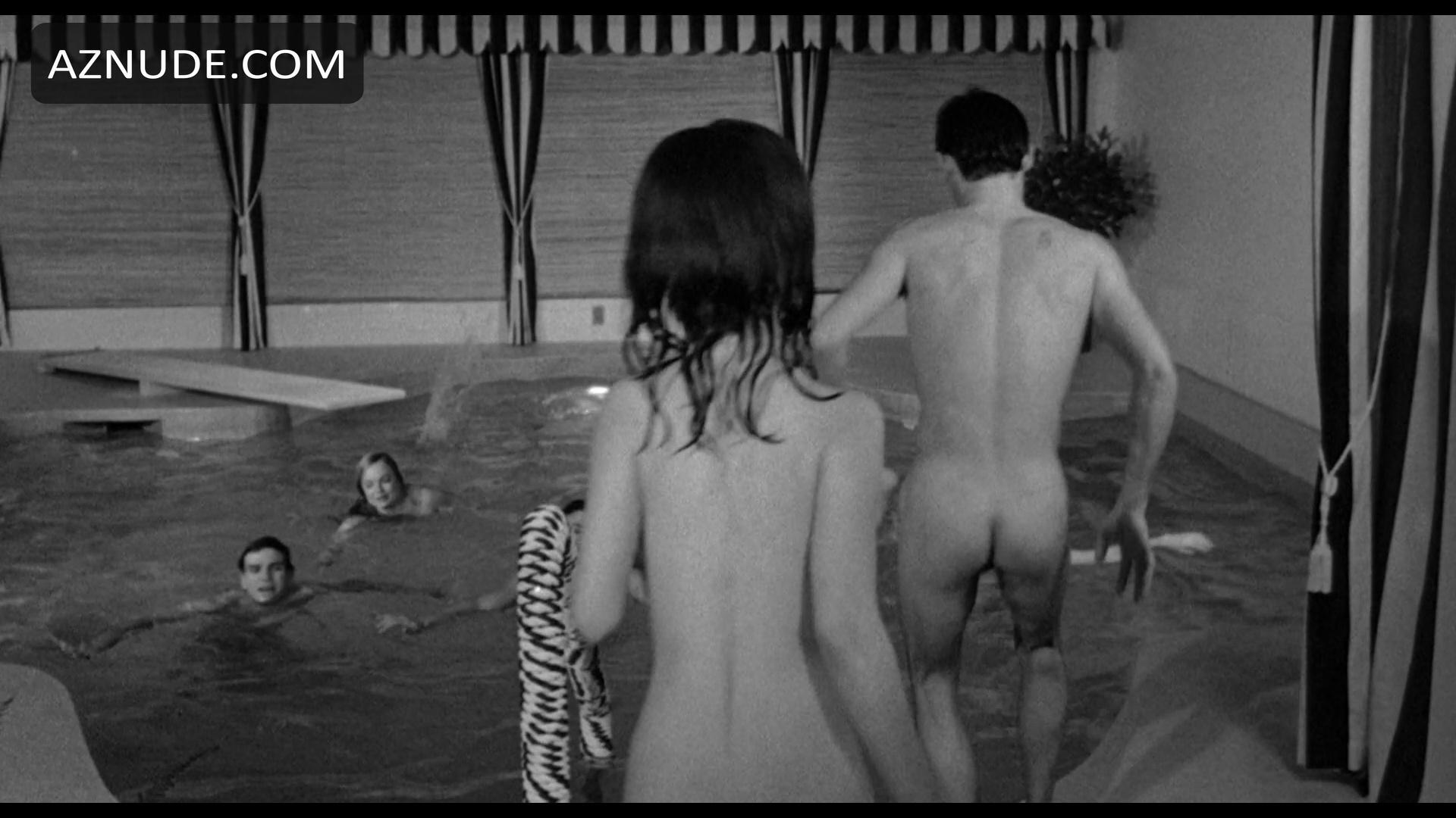 high school swimming nude