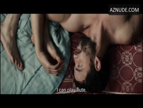 GUILLAUME GOUIX NUDE/SEXY SCENE IN BEYOND THE WALLS