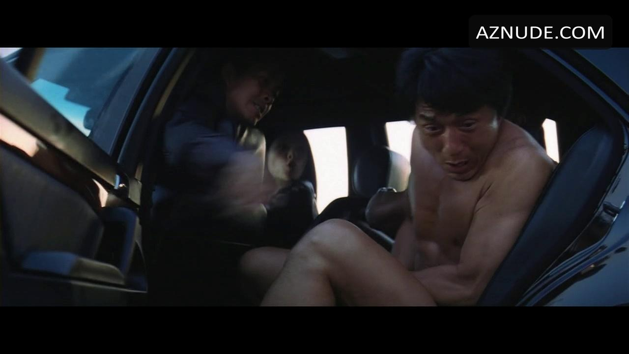 Nude scene in rush hour 3