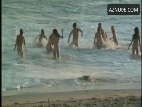 JAMES DAUGHTON in THE BEACH GIRLS(1982)