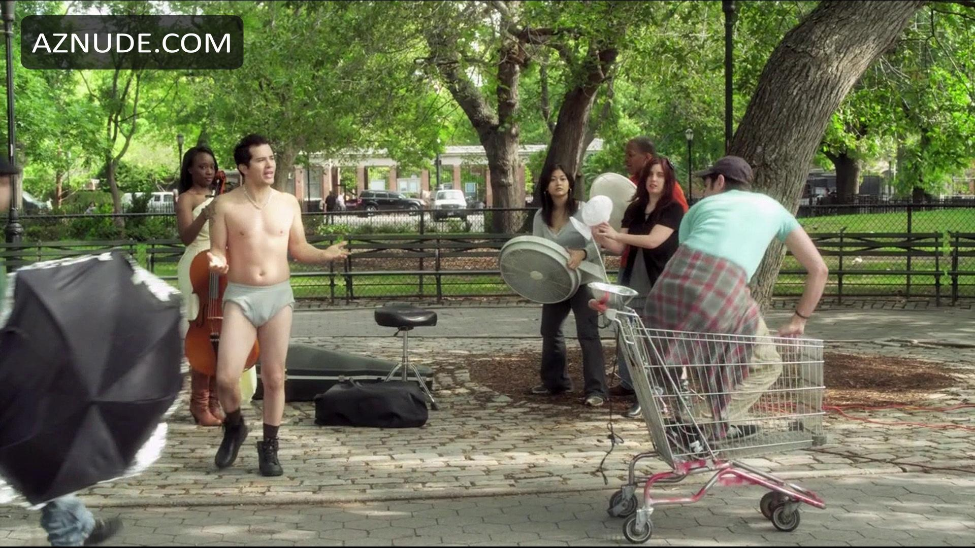 Naked john leguizamo