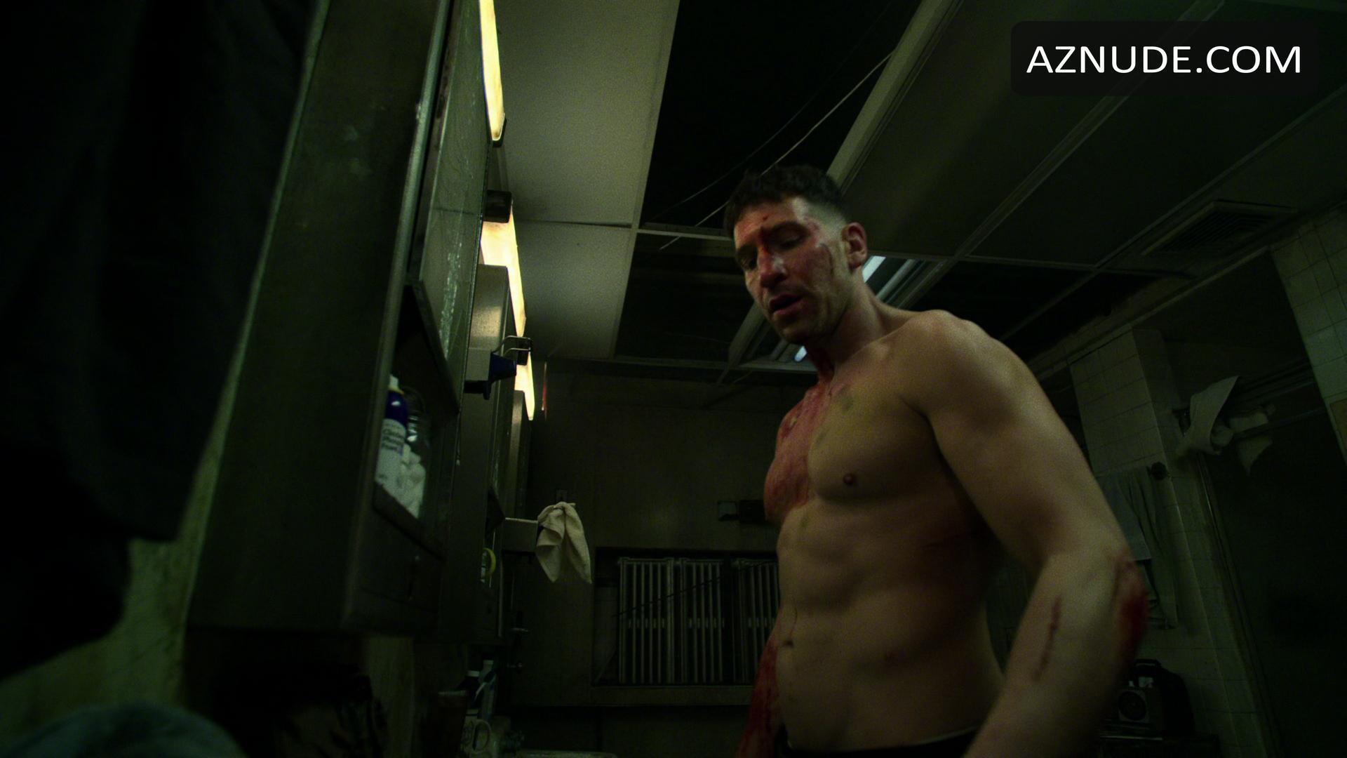 punisher sex scene