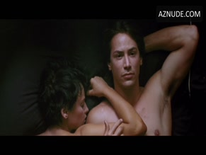 KEANU REEVES in POINT BREAK (1991)