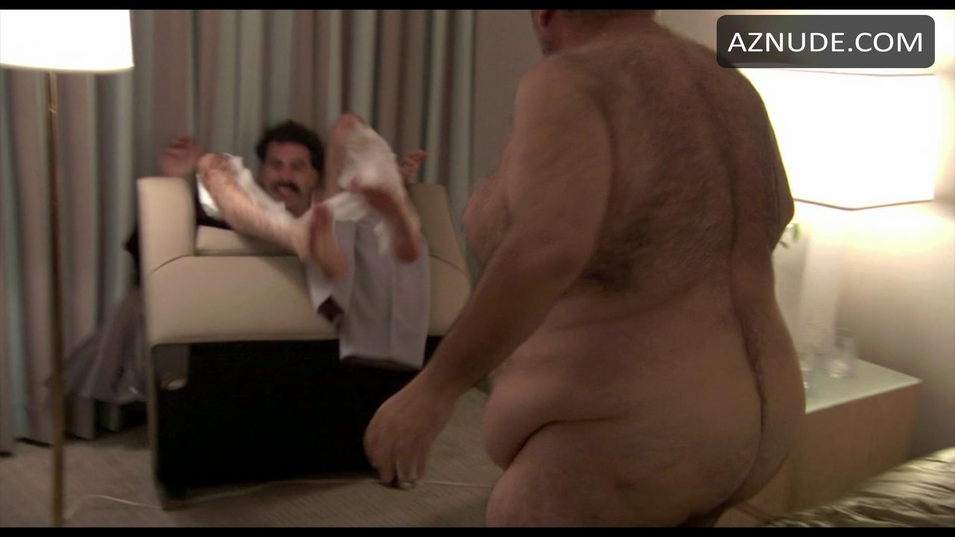 the borat sex scene