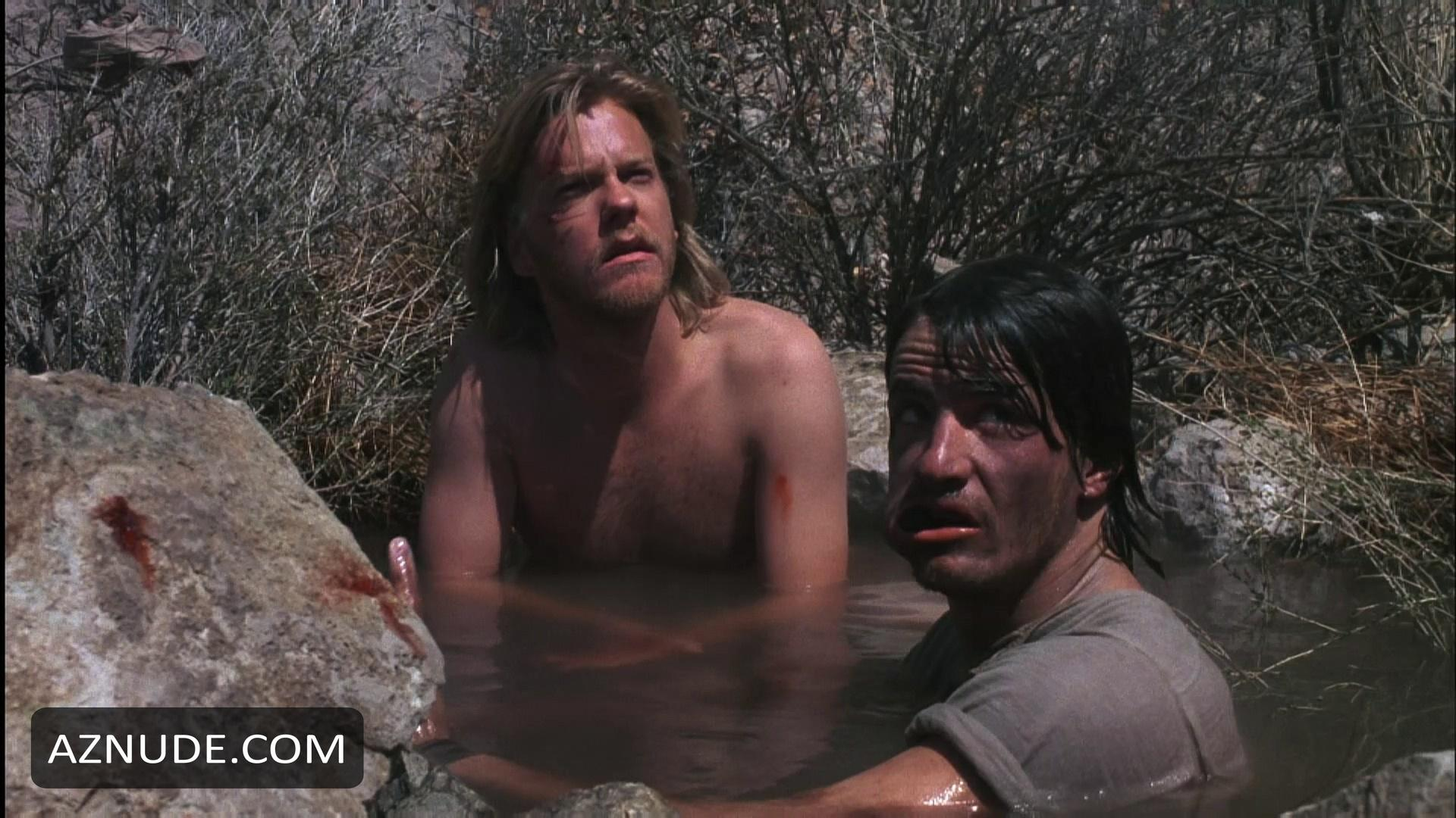 men with guns nude