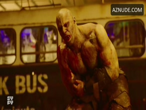 MARTYN FORD in BLOOD DRIVE(2017 - )