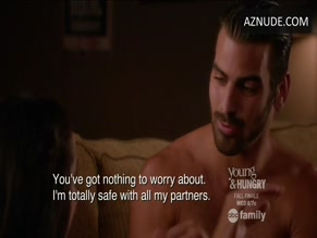 NYLE DIMARCO in SWITCHED AT BIRTH (2011)