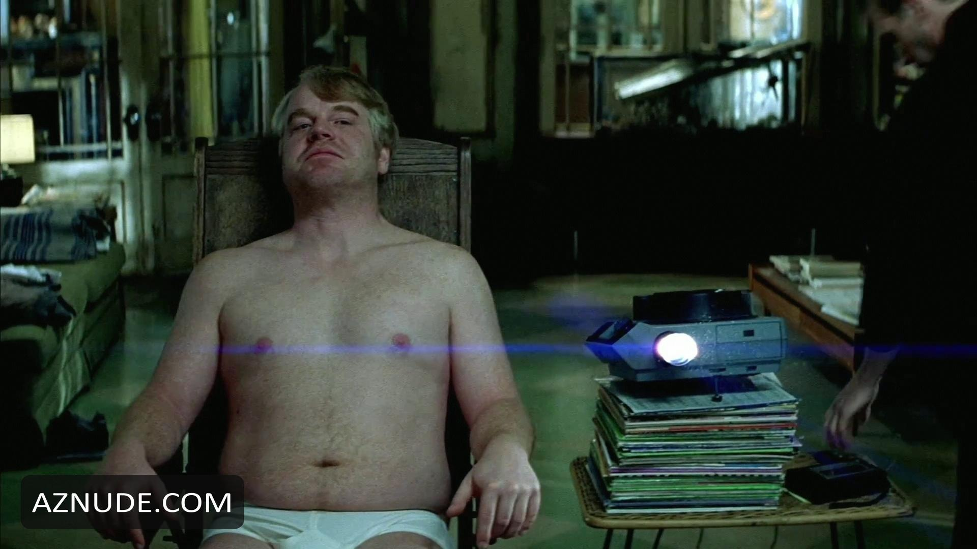 from Graysen philip seymour hoffman nude