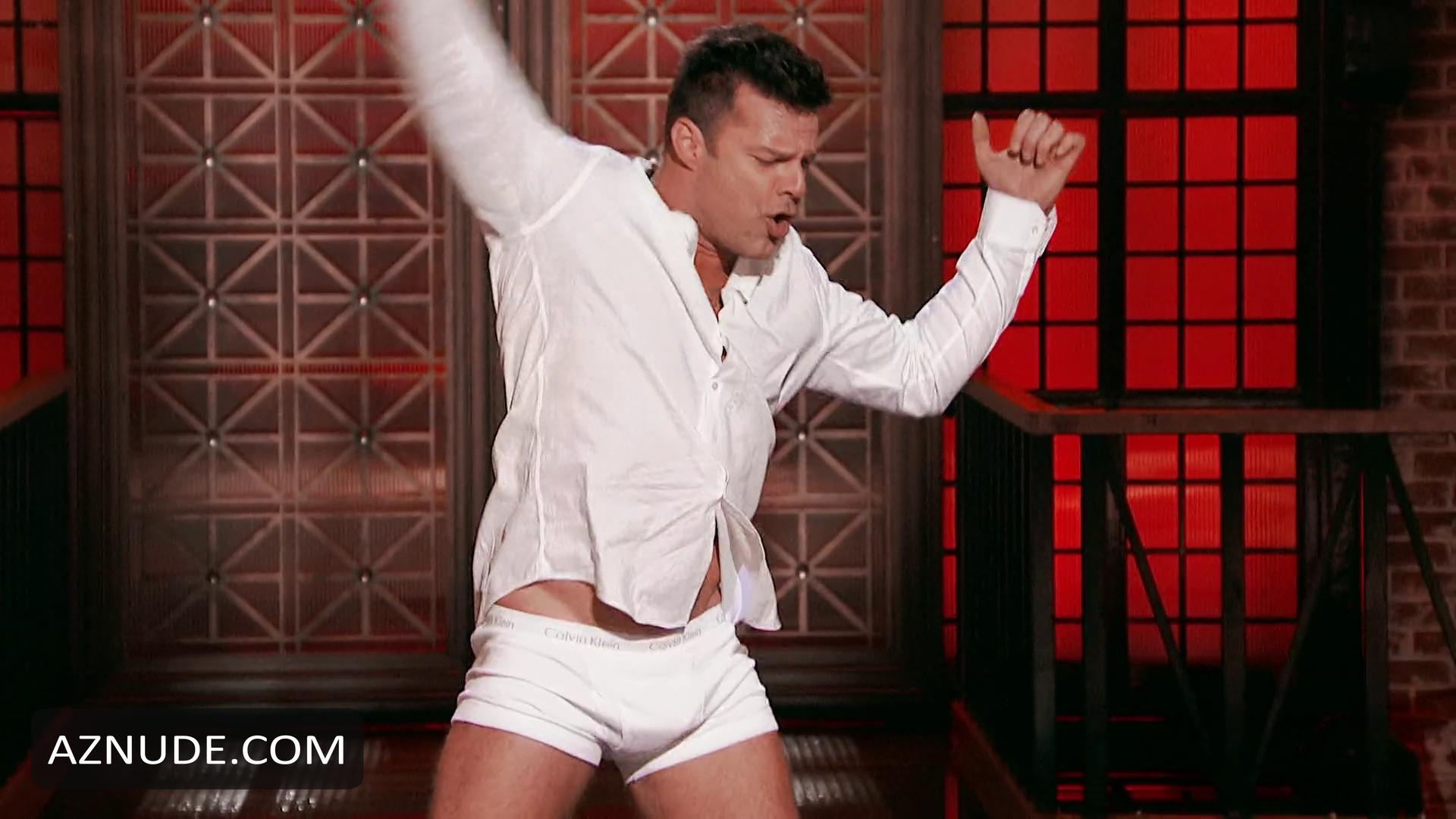 ricky martin nude photos
