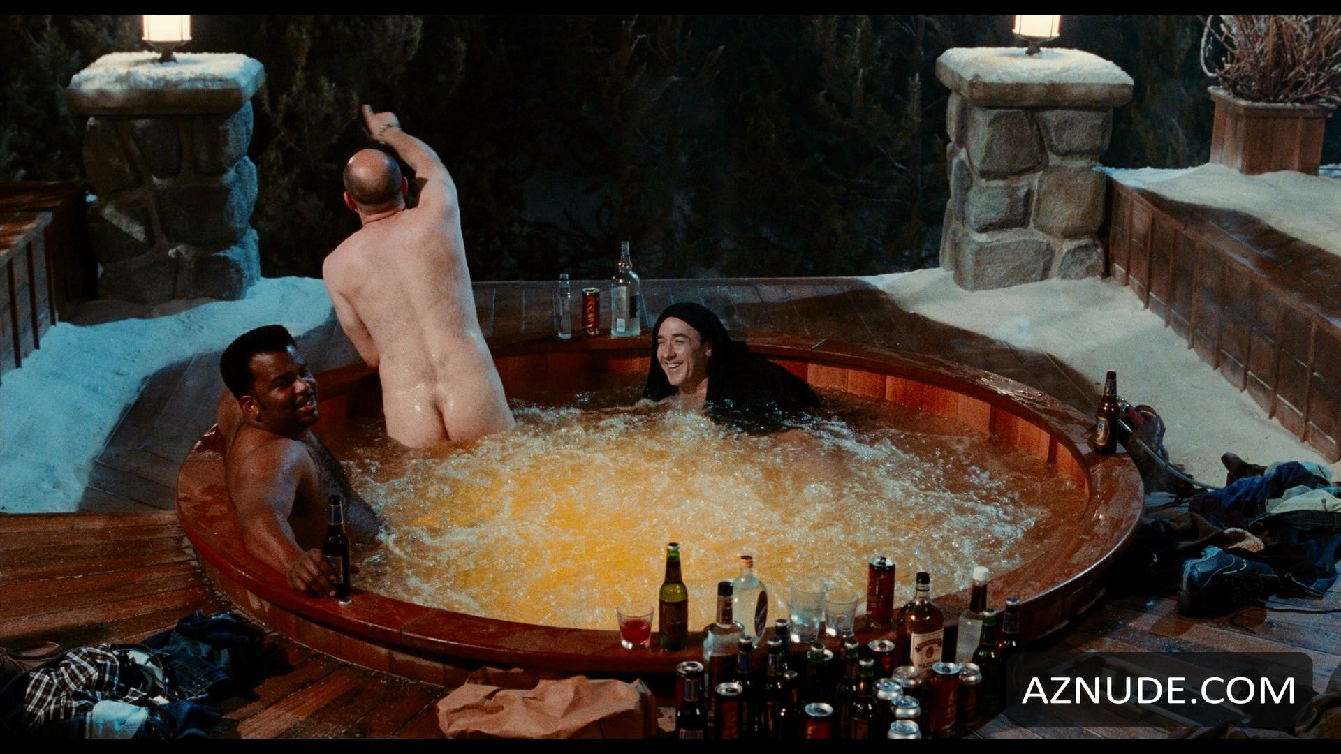 Nude Scenes From Hot Tub Time Machine
