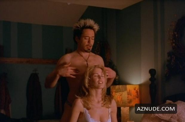 robert downey jr sex scene