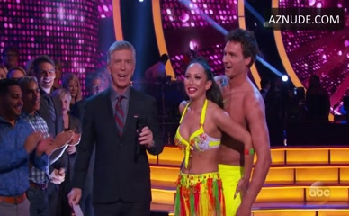 RYAN LOCHTE in Dancing With The Stars