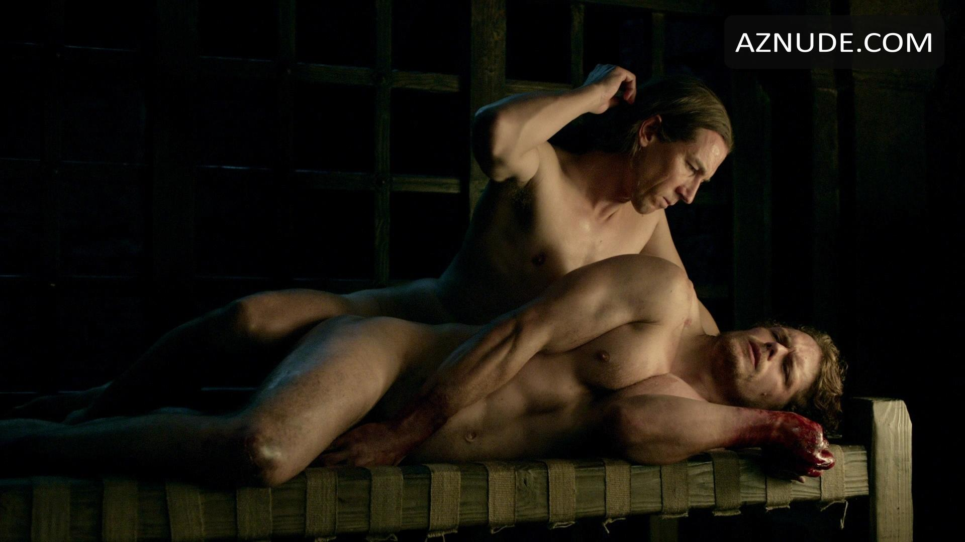 Sam Heughan Nude