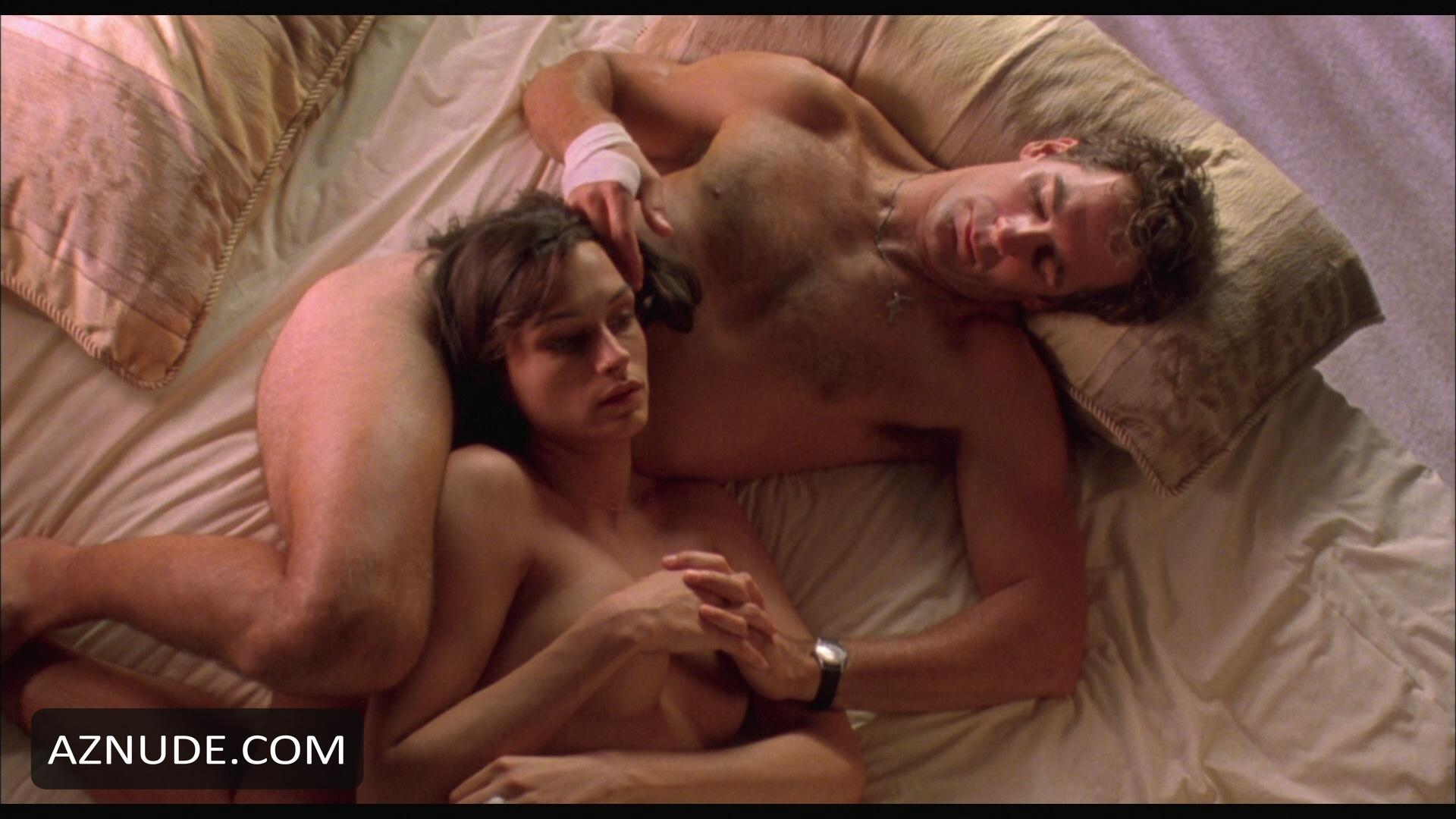 Famke janssen naked with dick in mouth very