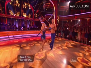 SEAN LOWE in DANCING WITH THE STARS(2005)