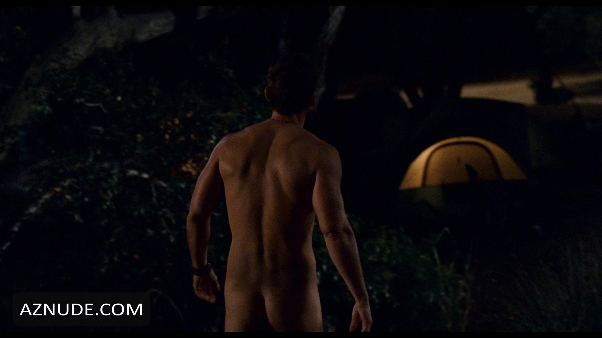 Role model boob scene