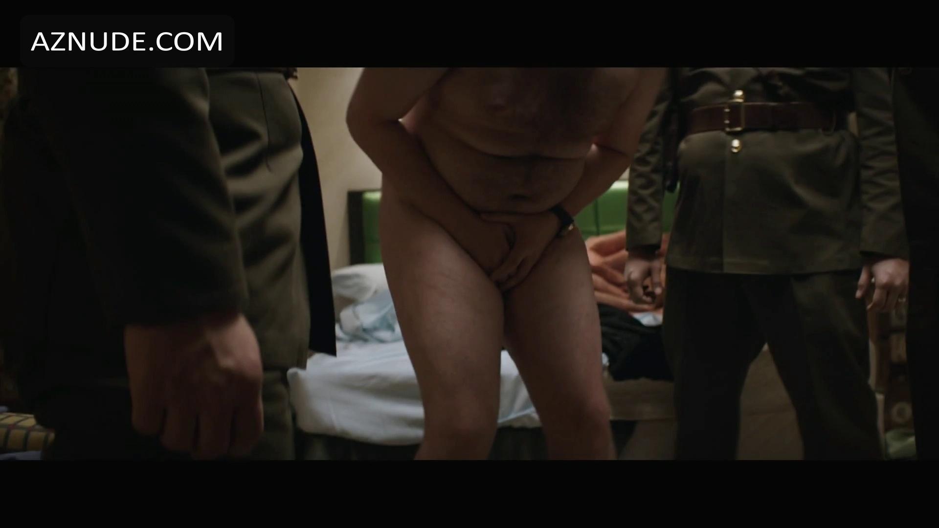 Seth rogen nude scene