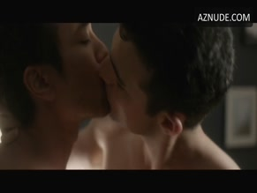 TEDDY CHEN CULVER NUDE/SEXY SCENE IN EAT WITH ME