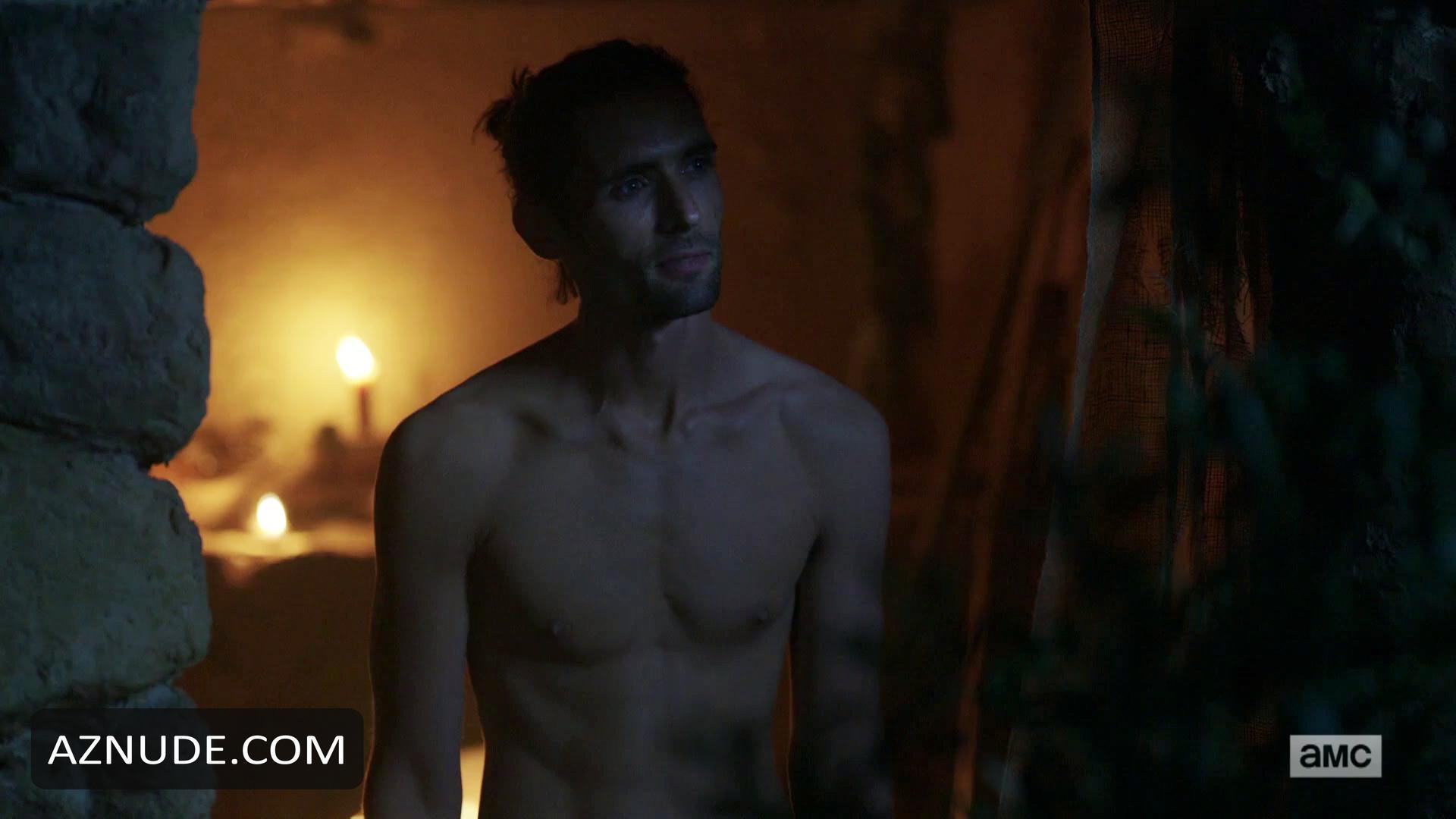 nude model art pose penis gay