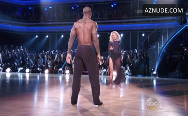 VON MILLER in Dancing With The Stars
