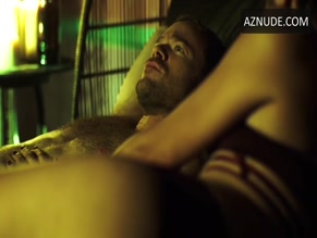 AARON ASHMORE NUDE/SEXY SCENE IN KILLJOYS