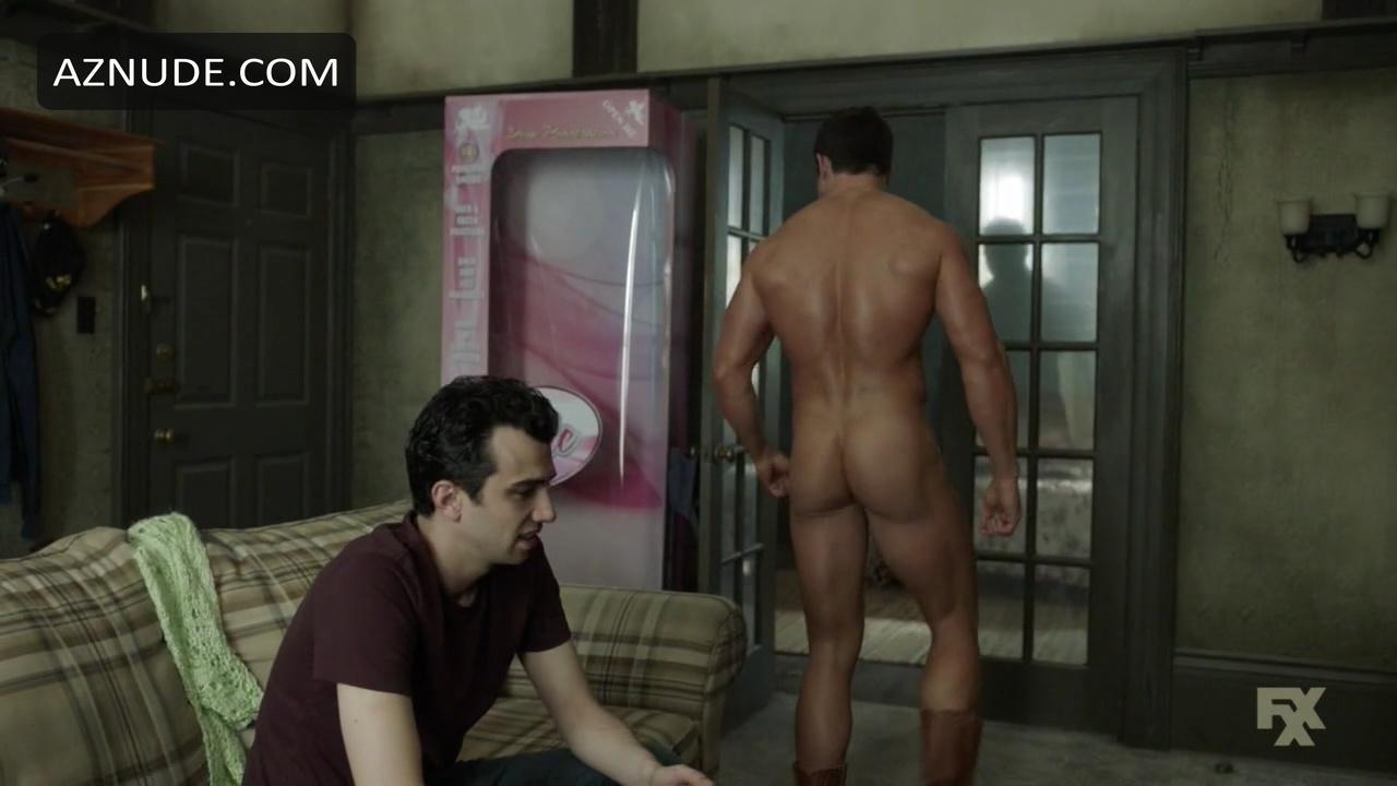 Aaron Hammond Nude - Aznude Men-3495