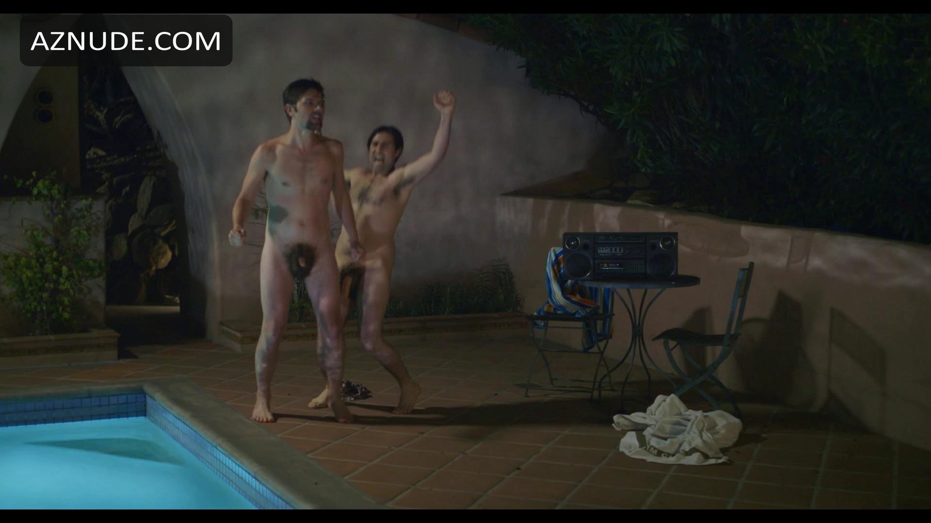 Sexy Men Butt Naked