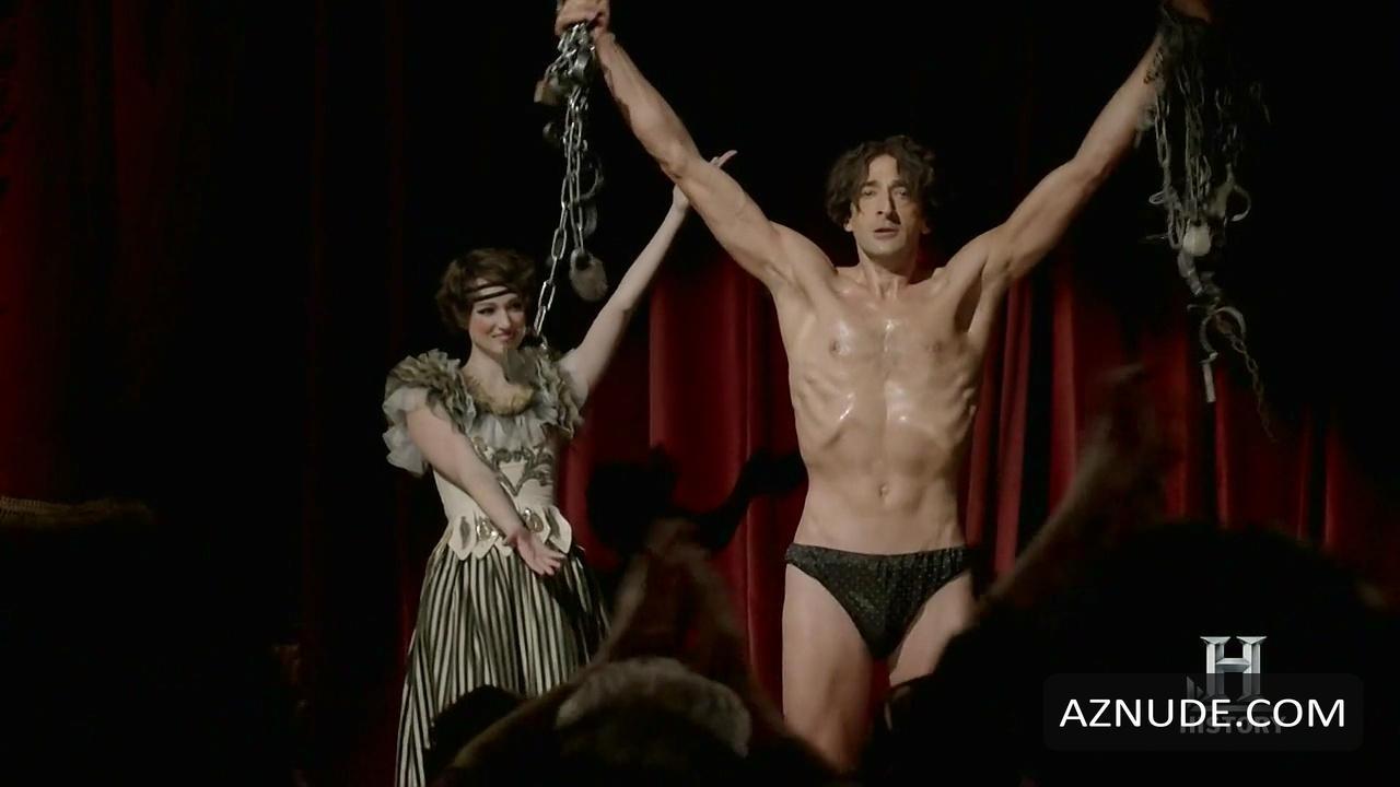 Adrien Brody Nude - Aznude Men-1269