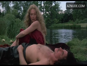 ALAN BATES in THE WICKED LADY(1983)