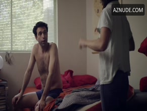 ALEX KARPOVSKY NUDE/SEXY SCENE IN AMY