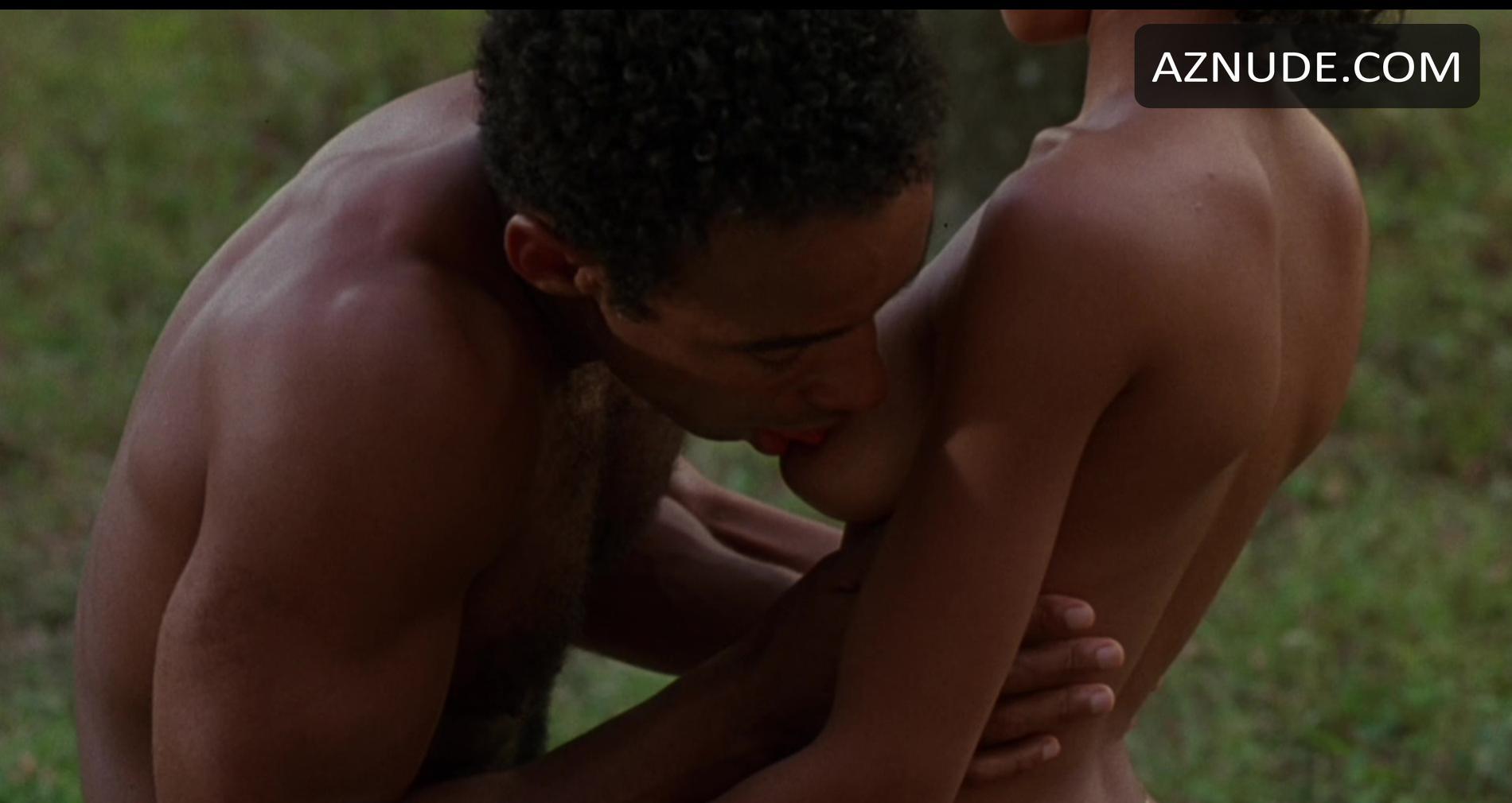 100 Photos of Allen Payne Sex Scene