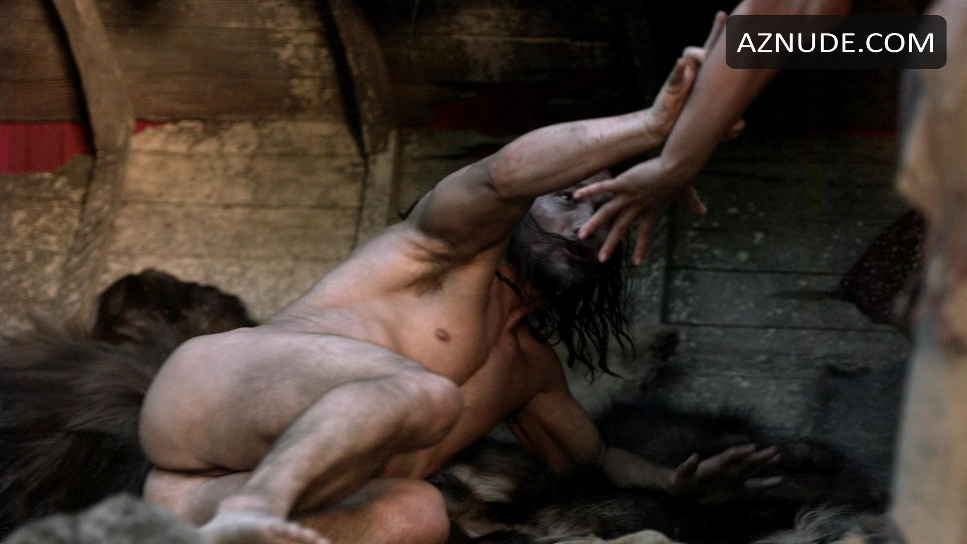 Superstar Nude Men Of Spartacus Scenes
