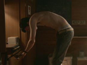 Butterfield naked asa Boomer's Beefcake