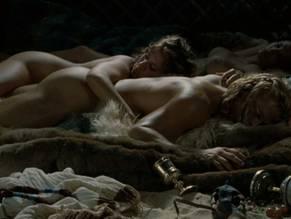 Busty auburn girls nude