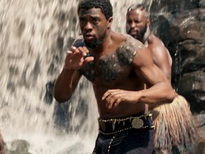 Boseman nude chadwick