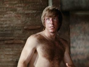 Superstar Chuck Norris Nude Pic
